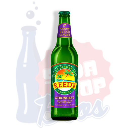 Reed's Strongest Ginger Brew
