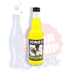 Jones Pineapple Cream Soda
