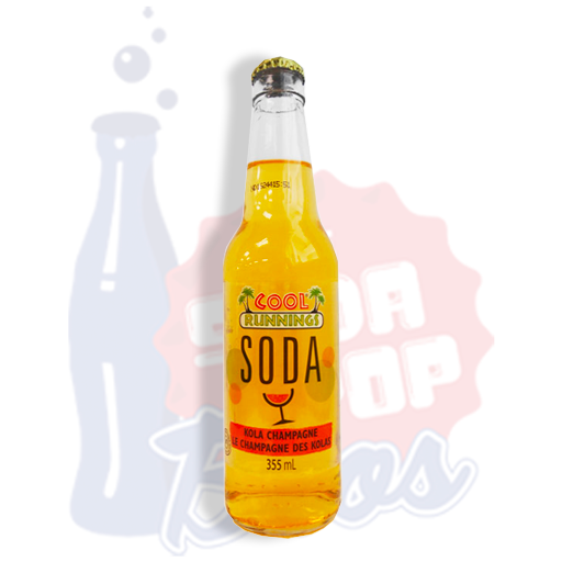 Cool Runnings Kola Champagne