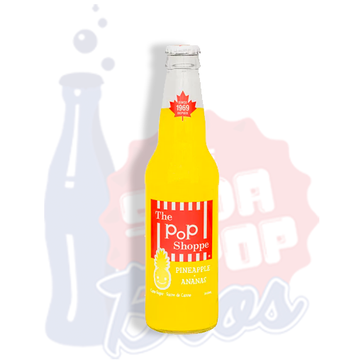 The Pop Shoppe Pineapple