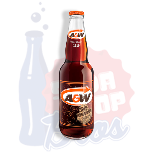 A&W Root Beer (Canadian Version)