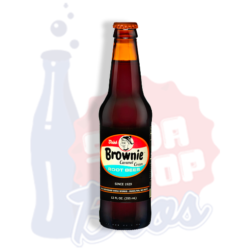 Brownie Caramel Cream Root Beer