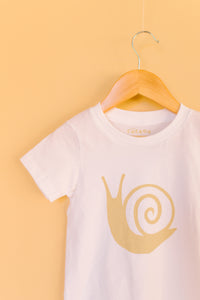 Baby & Toddler Snail Tee
