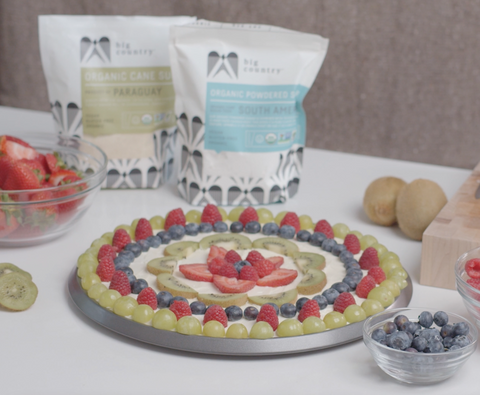 Fruit Pizza Recipe Big Country