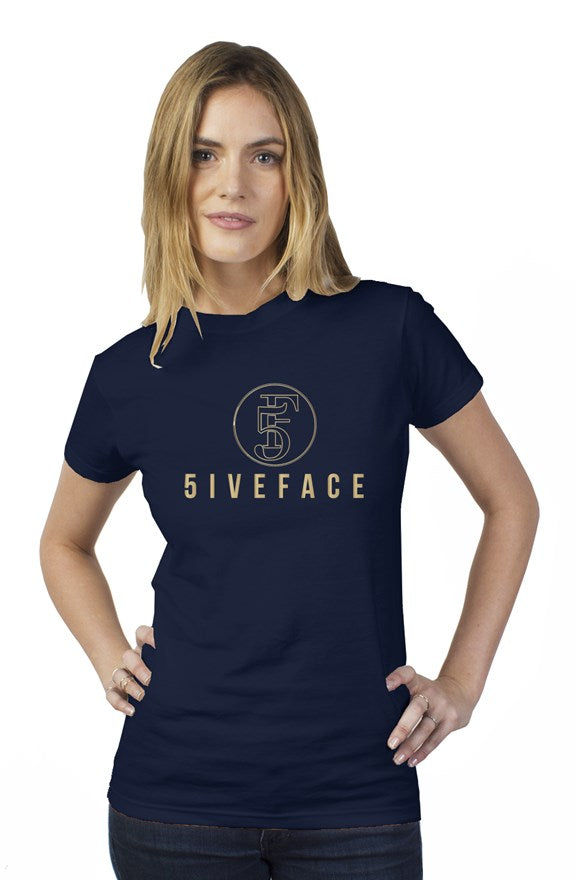 Double Up T-Shirt - 5iveFace