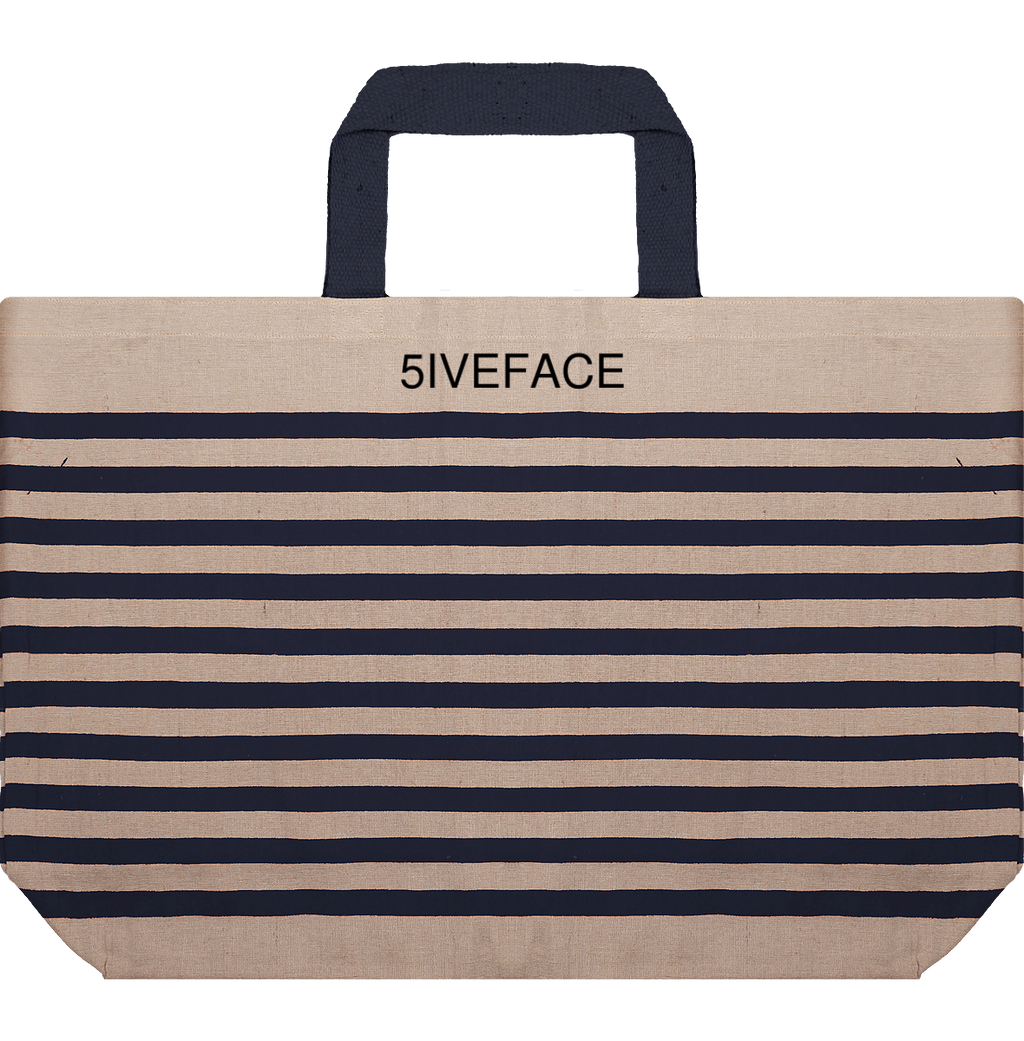 Large Tote Bag - 5iveFace
