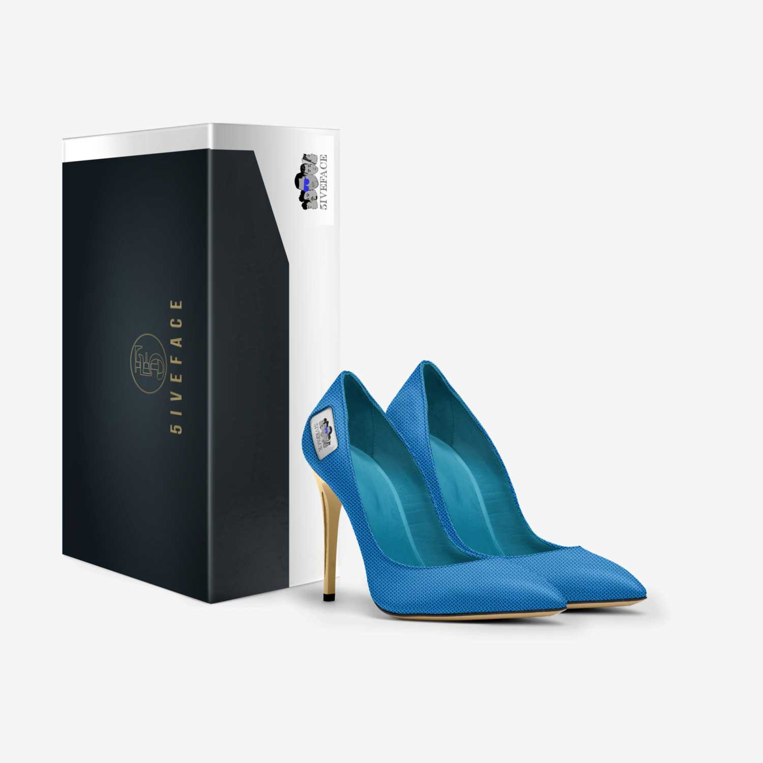 PINOCCHIO FULL CUT HIGH HEEL - 5iveFace
