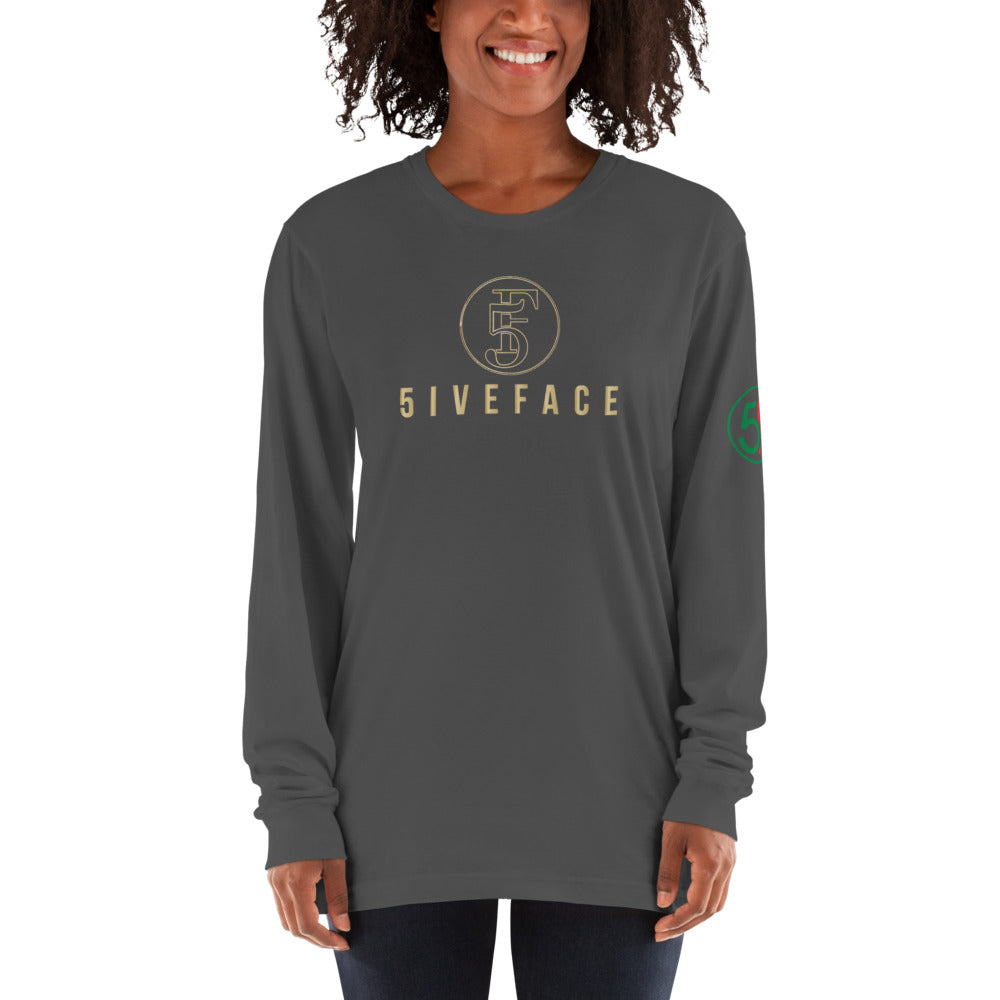 Long Sleeve T-Shirt - 5iveFace