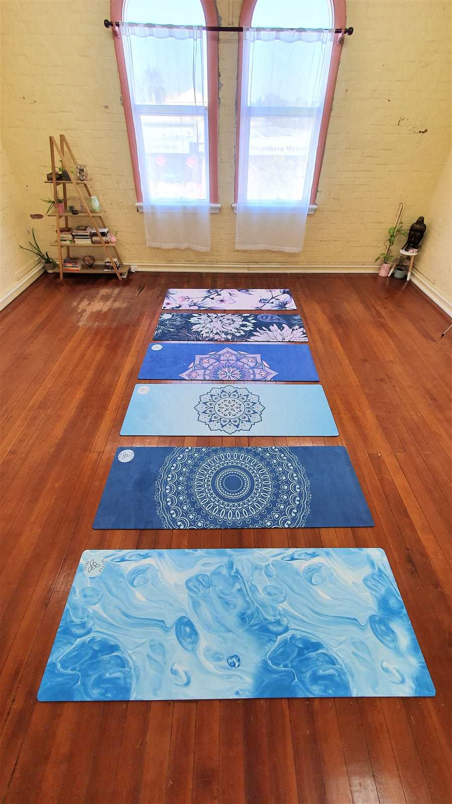 Flow Pilates Mat