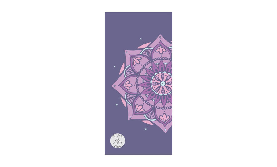 Flower Power Childrens Yoga Mat