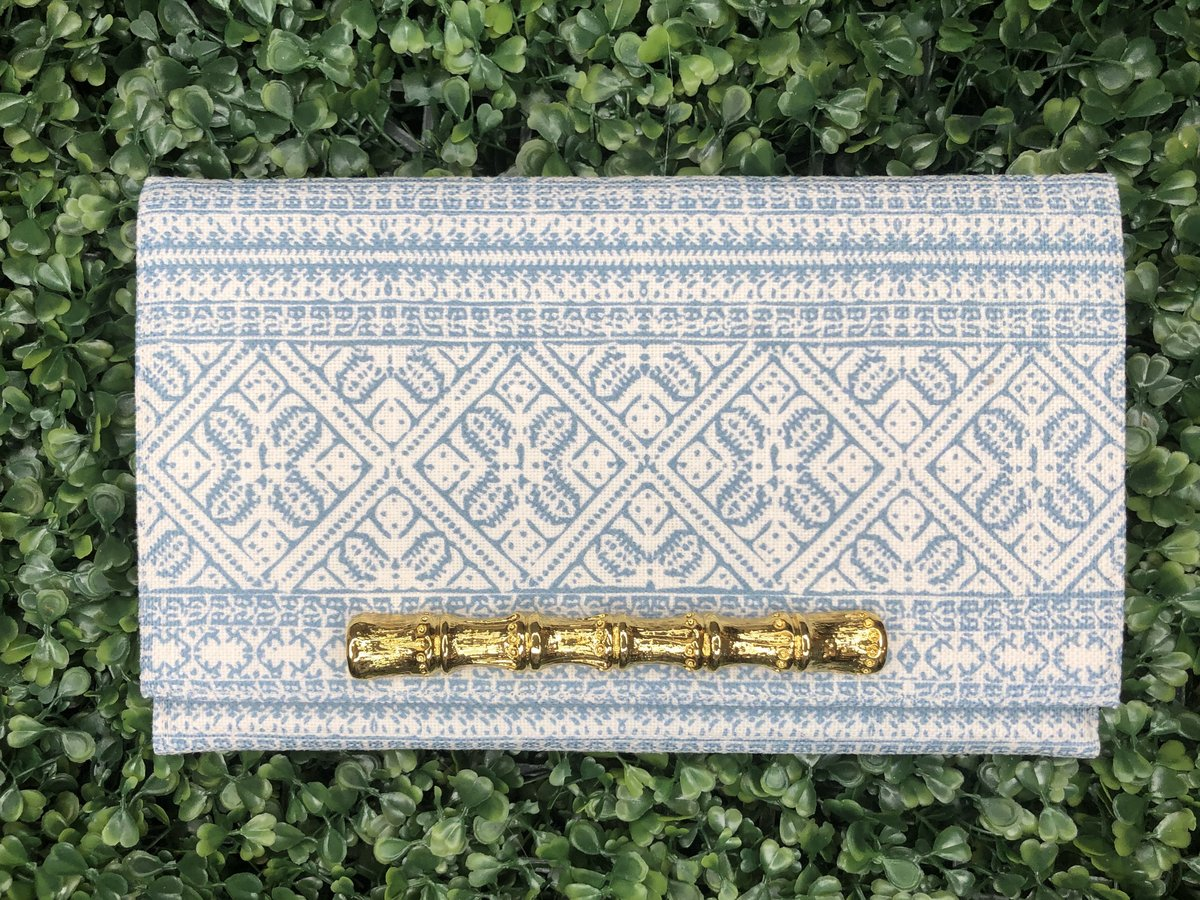 Seville Bridesmaid Clutch