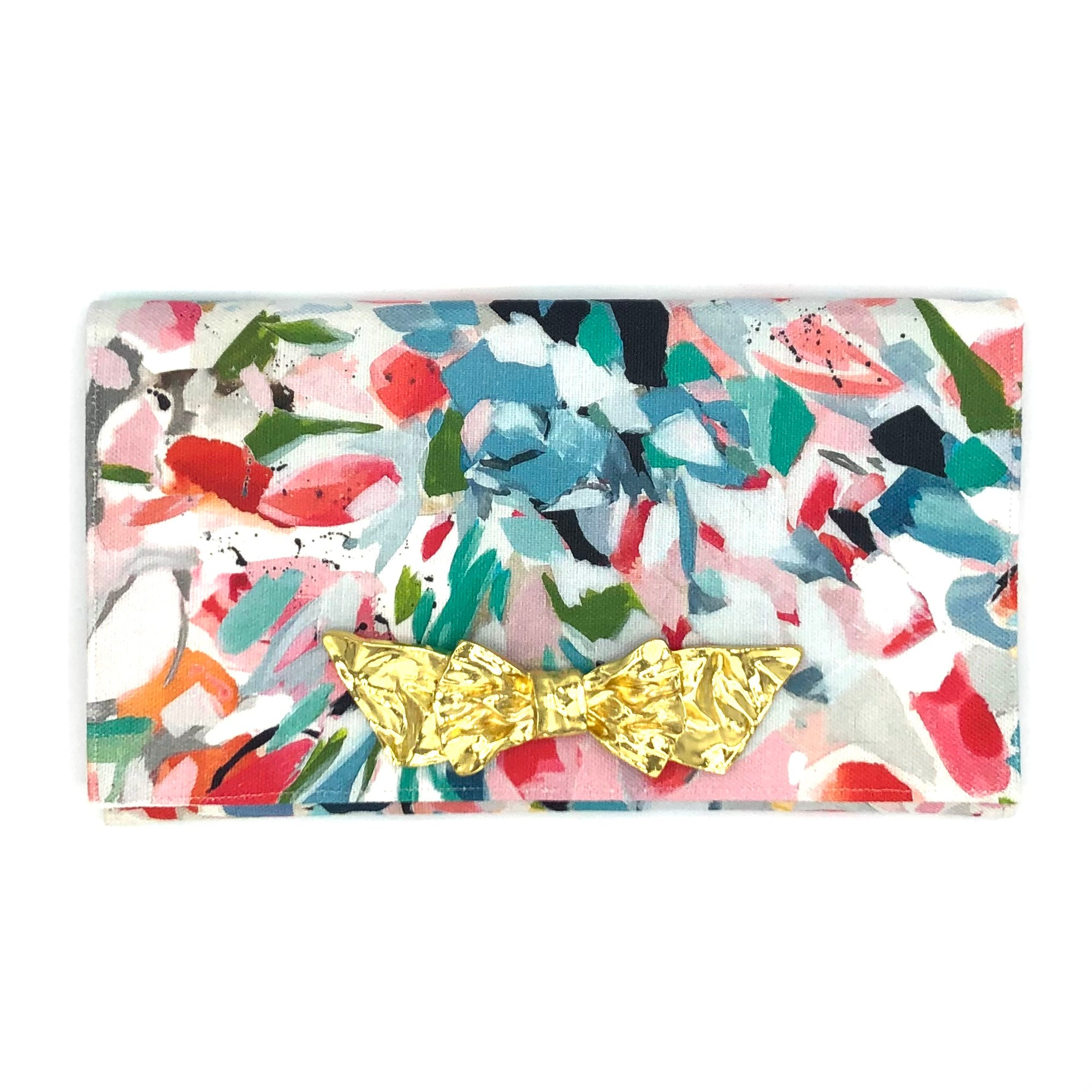 Painterly Bridesmaid Clutch