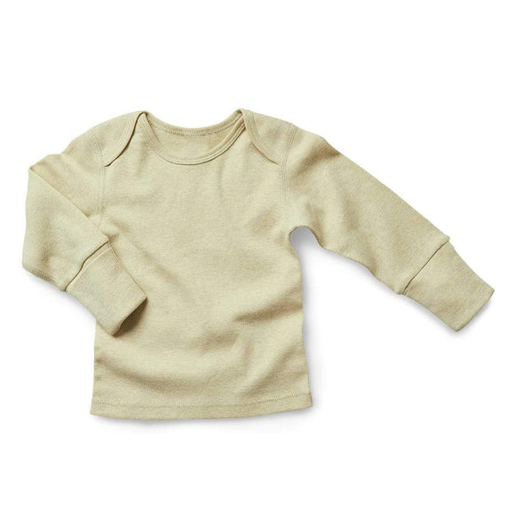 Fibre for Good Organic Cotton Long Sleeve Tee - Mama Kisses