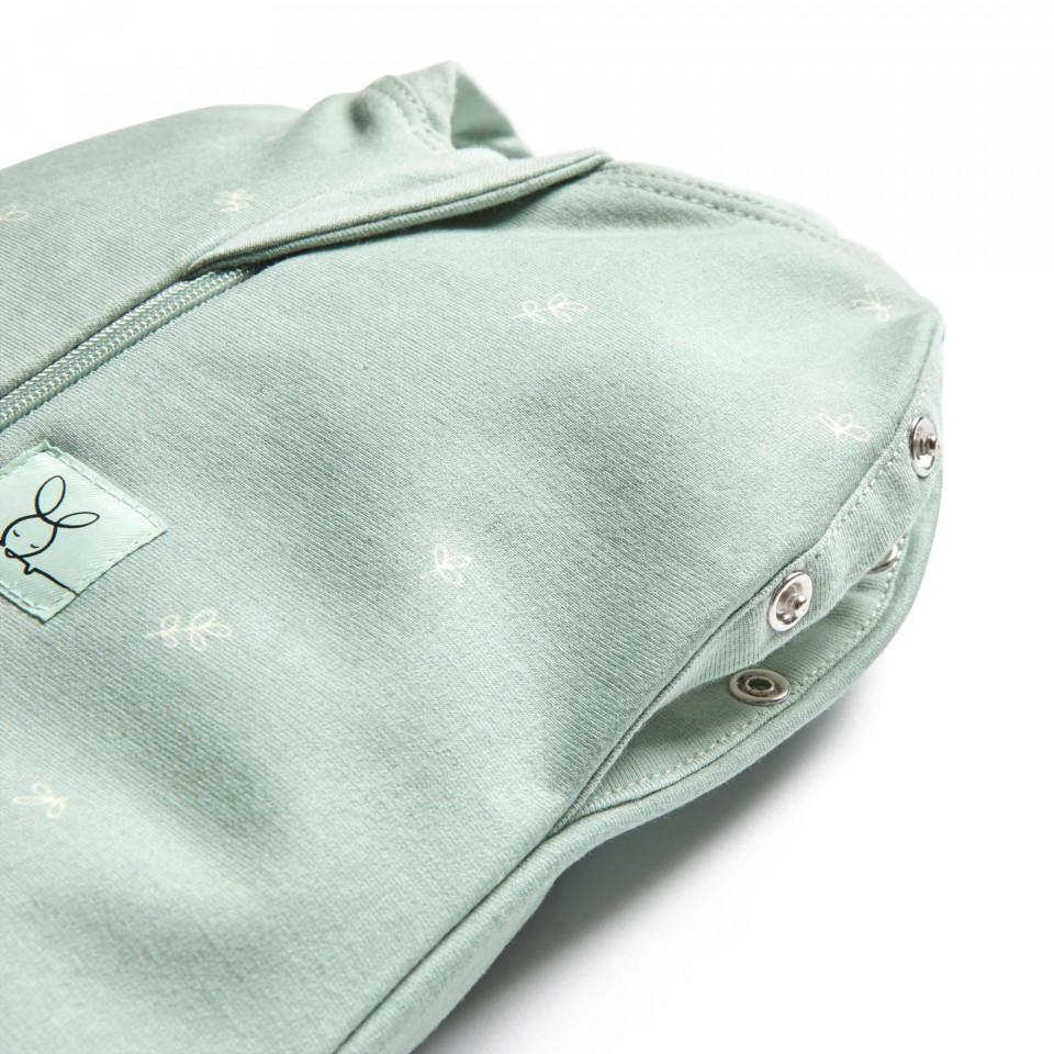 Organic Cocoon Swaddle Bag 1.0 TOG ergoPouch - Golden - Mama Kisses