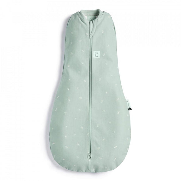 Organic Cocoon Swaddle Bag 1.0 TOG ergoPouch - Sage - Mama Kisses