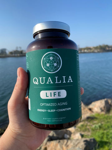 Qualia Life Bottle