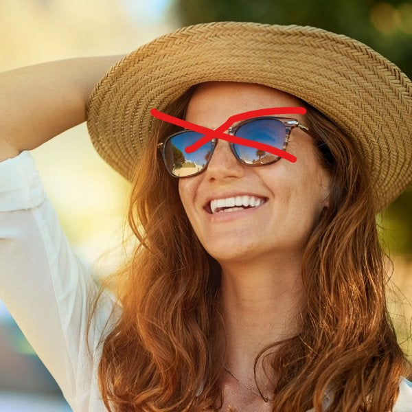Displaying woman sunglasses outside cross out.jpg