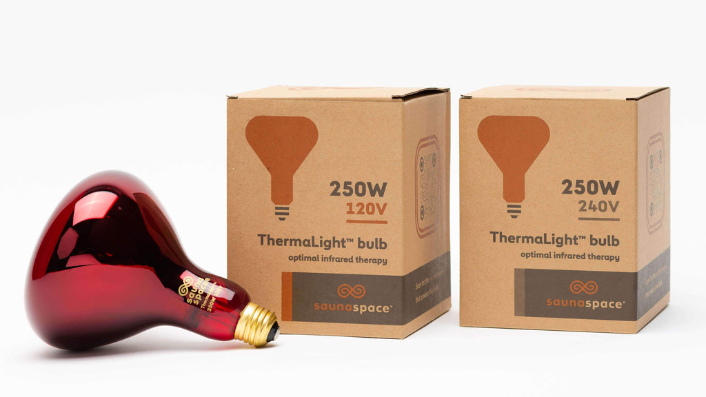 ThermaLight Bulb by SaunaSpace