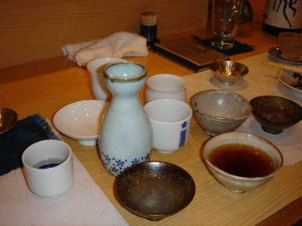 Sake Enlightenment September 2016 B