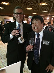 Sake Scene – International Wine Challenge Does Yamagata A