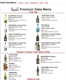 Sake Tricks September 2014b