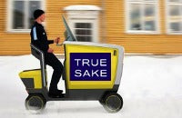 Sake on Wheels