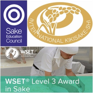 Sake Sommeliers – Mei and KJ Rule The Sake Education Universe October 2017 A