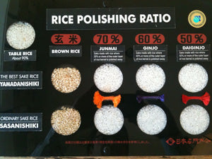 Rice Polishing Ratio