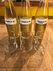 Sake Experiment September 2017 B