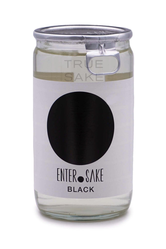 ENTER.SAKE Black Dot Honjozo