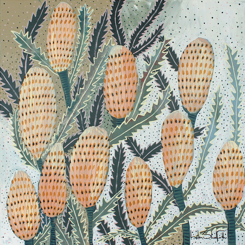 Happy Banksia PRINT