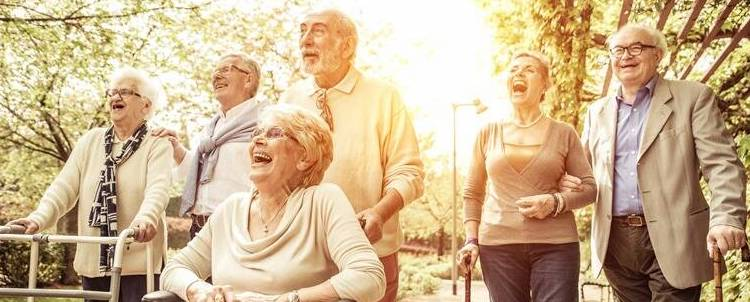 Joyful living in trying times – helping the elderly
