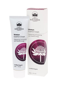 Woman Essence Organic Cream