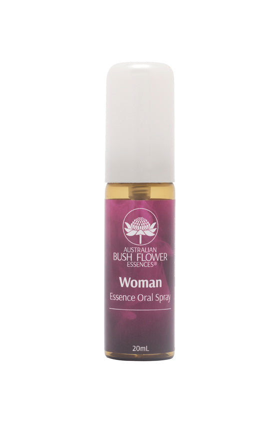Woman Oral Spray