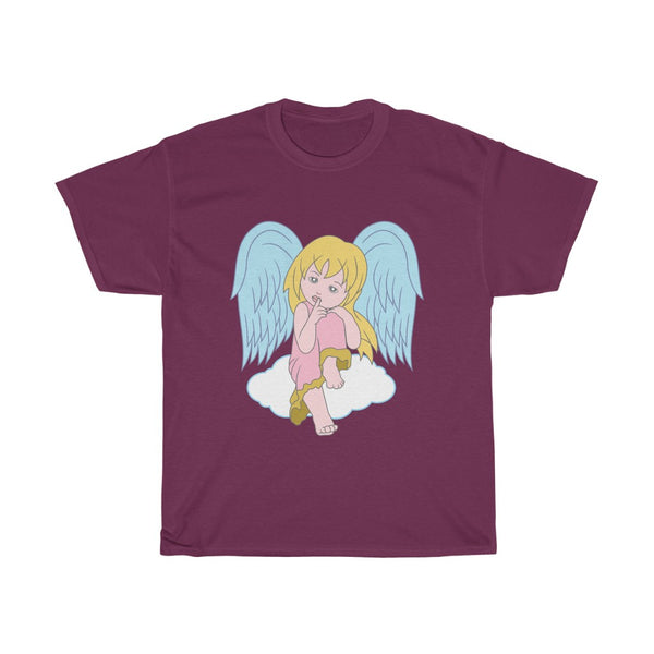 The Littlest Angel - Unisex Angel T-shirt
