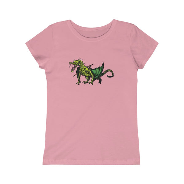 Wounded Dragon - Girl's Princess Dragon T-shirt