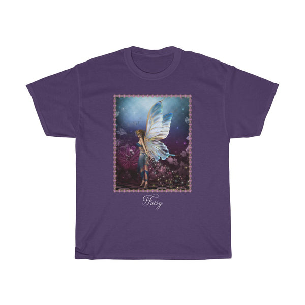 Unisex Fairy T-shirt: Pixie Dust -