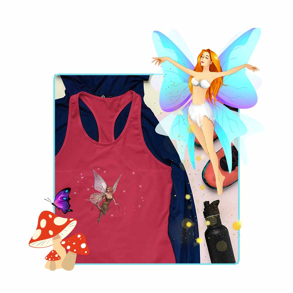 Airianna Glowstar - Women's Fairy Tank Top