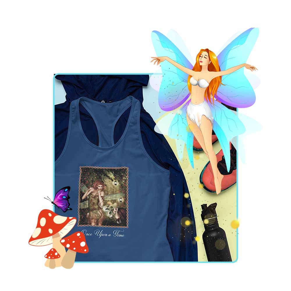 "For Me? - ""Once Upon a Time"" - Women's Fairy Tank Top"