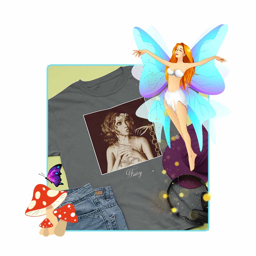"Solly and the Skelly - ""Fairy"" - Unisex Fairy T-shirt"
