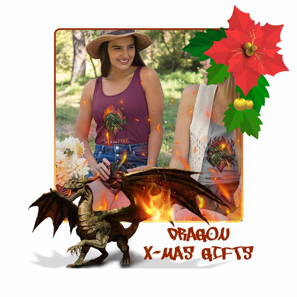 Step One - Women's Dragon Tank Top