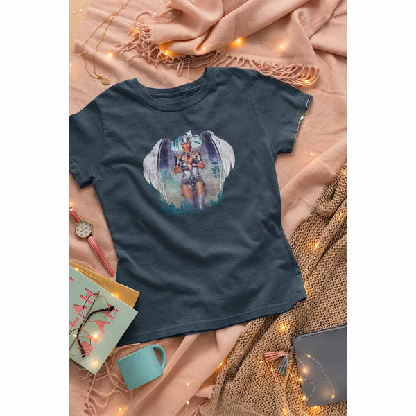 Angel Justice - Women's Angel T-shirt