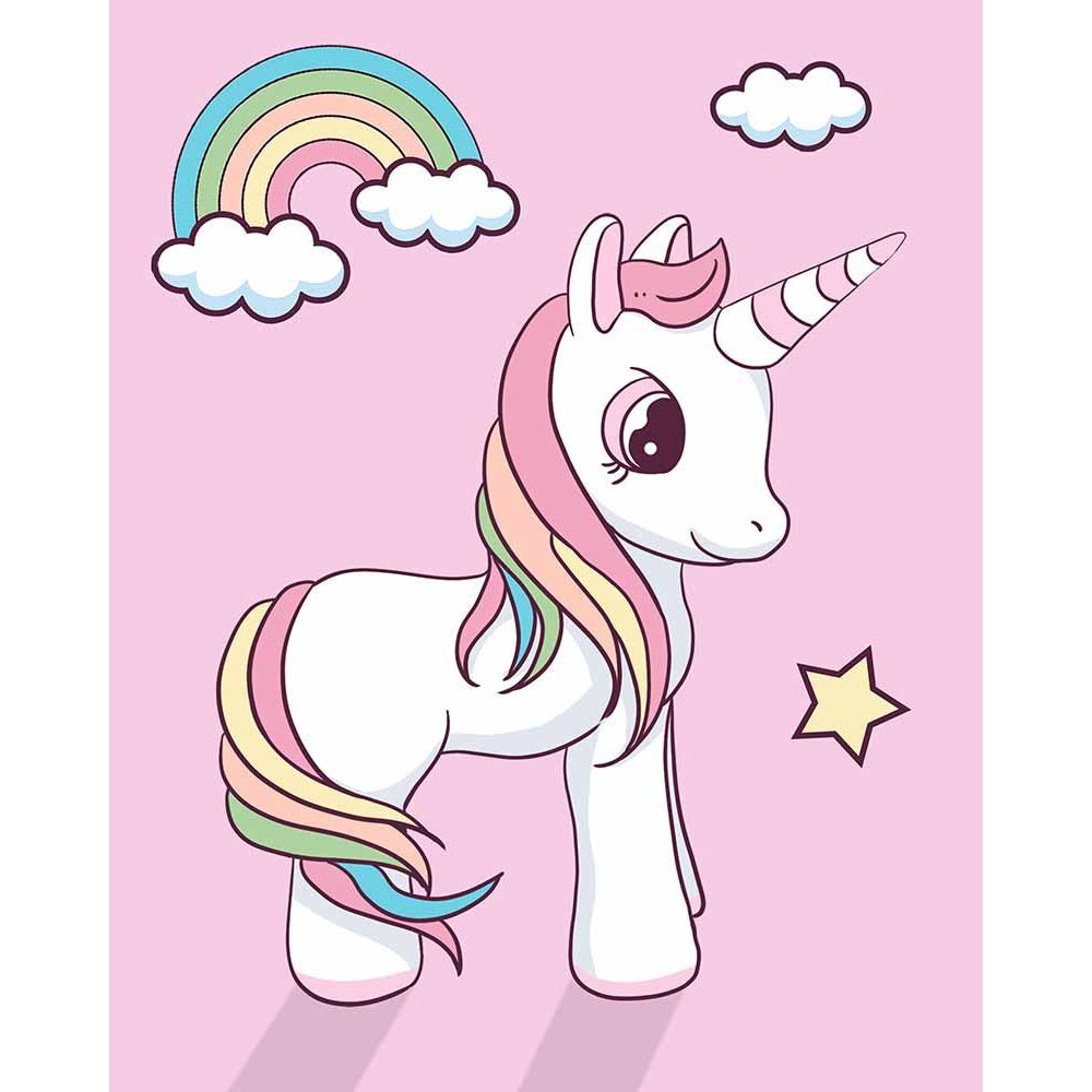 Billy Rainbow - Unicorn Art Prints & Posters