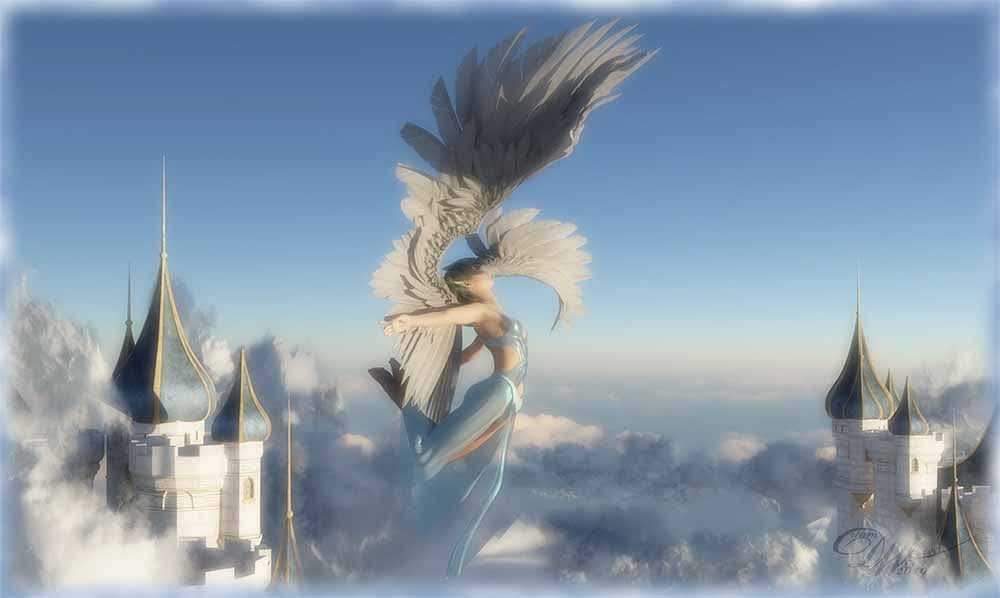 Freedom's Flight - Fairy Art Prints & Posters