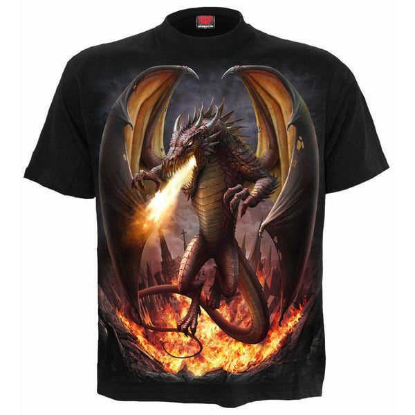 Let them Burn! - Unisex Dragon T-shirt