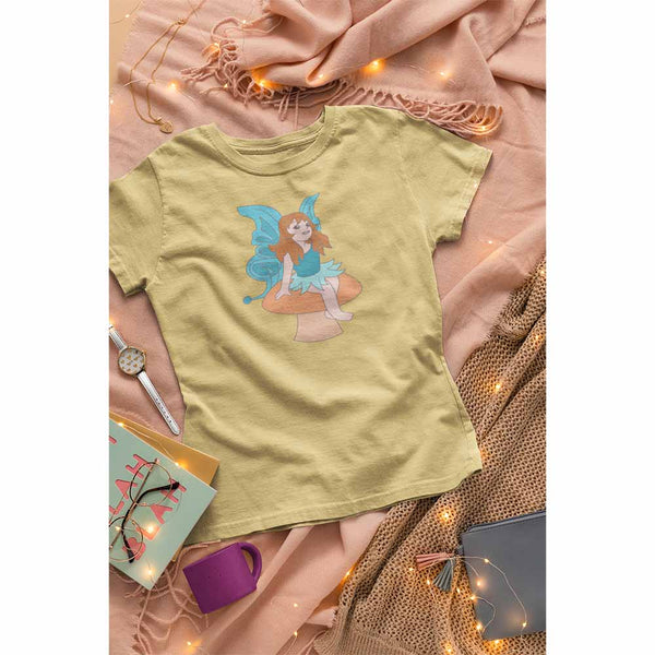 Little Fae Muffet - Women's Fairy T-shirt
