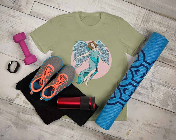 Look Homeward Angel - Unisex Angel T-shirt