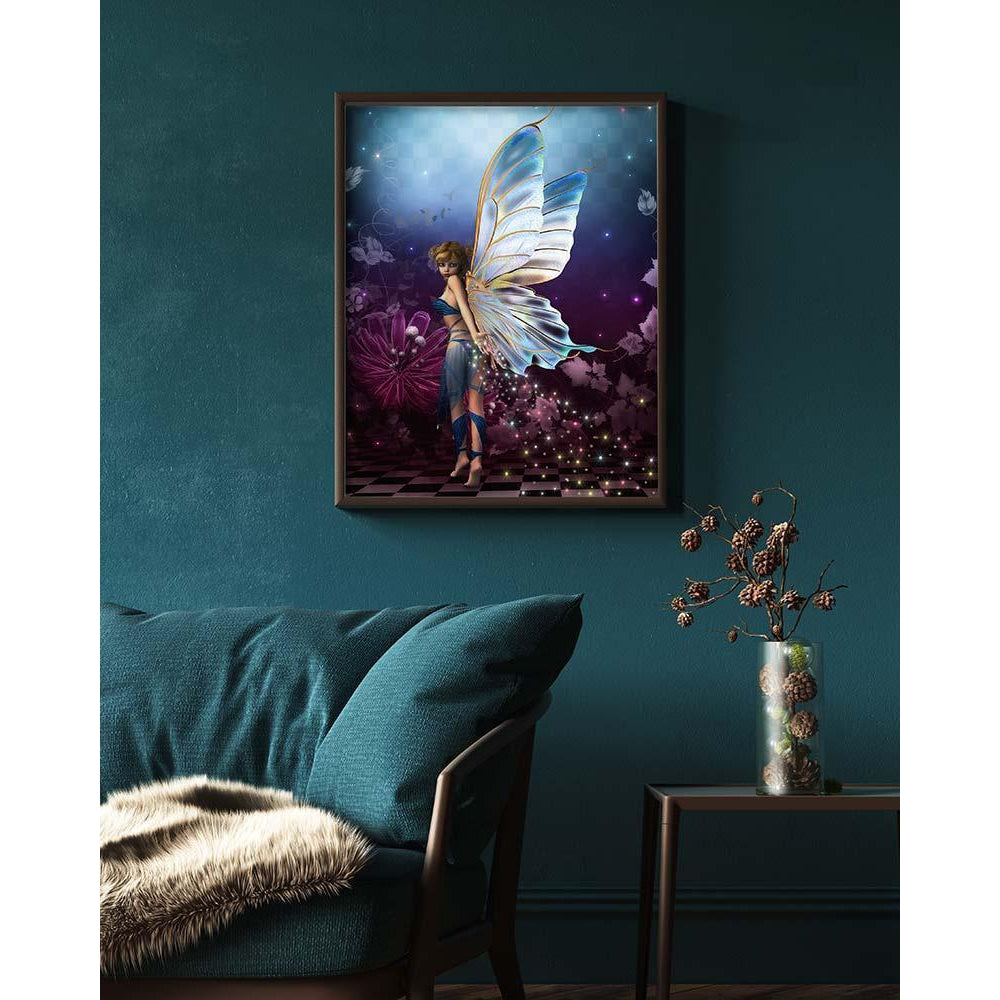 "Pixie Dust - 16""X20""Frameable Fairy Print or Poster"