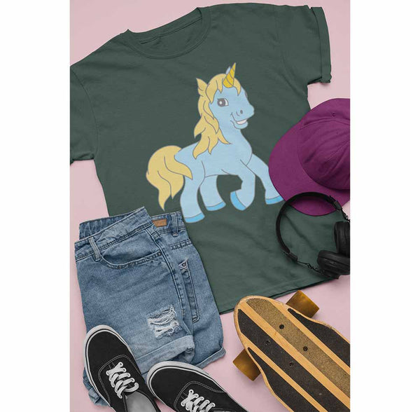 Rodney Bluecoat - Unisex Unicorn T-shirt