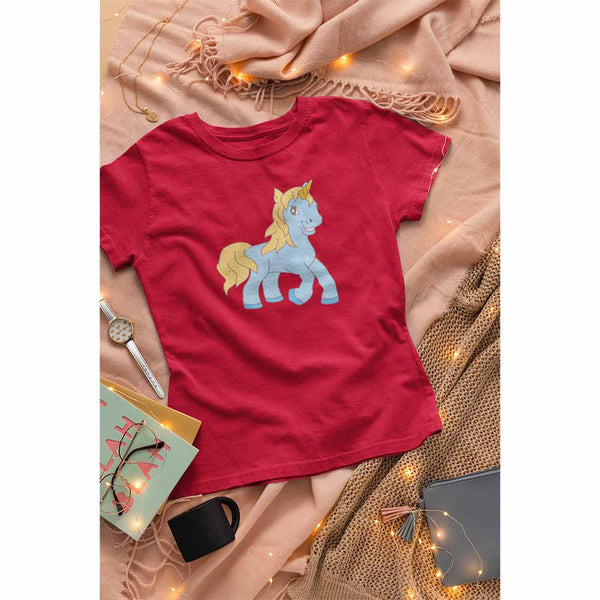 Rodney Bluecoat - Women's Unicorn T-shirt